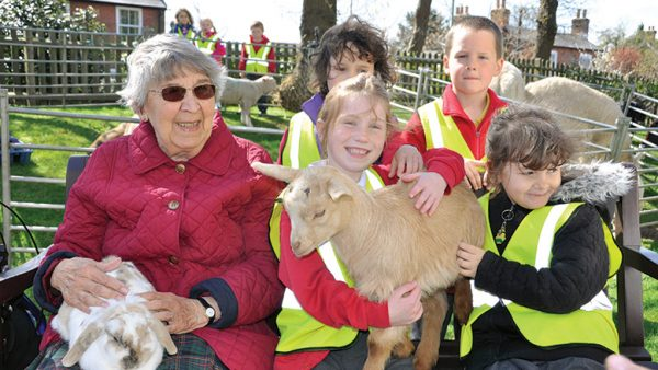 Animal Magic Several of our homes have been enjoying animal magic on farm experience days.... read article...