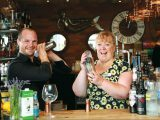 Residents shake it up with a cocktail masterclass