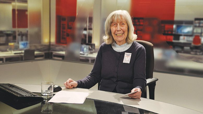 Pearl adds another string to her bow Linden House resident Pearl Durrant takes to the BBC South Today presenter's chair, but what did she do next?... read article...