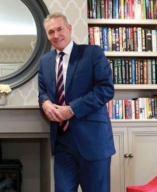 Dr Hilary Jones will present the awards at our glittering ceremony next Spring