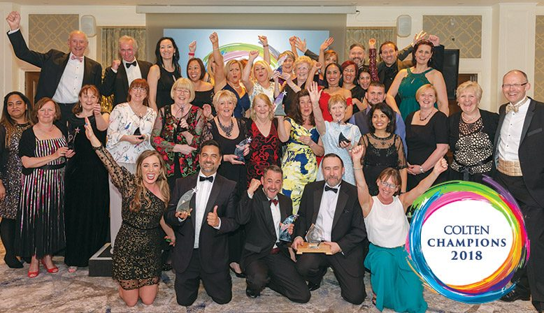 Our superstar champions! We are the Champions: Winners of the inaugural awards celebrate their success and a wonderful evening enjoyed by all... read article...