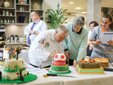 Chefs rise to our 'Bake Off' challenge with magnificent results