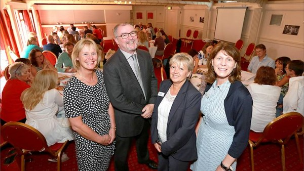Dementia care: the future starts here Preparing for growing dementia care needs was the focus of a major team conference... read article...