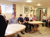 LEARNING: A Dementia Friends information session at Belmore Lodge in Lymington