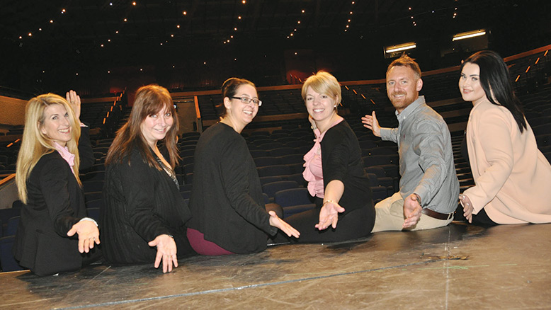 CENTRE STAGE: Celebrating our partnership with Chichester Festival Theatre;