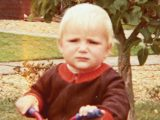 This young man grew to cook up a treat. Find out who he is...