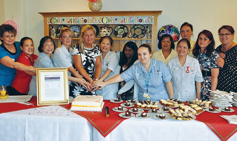 'Outstanding' news Kingfishers' team 'is thrilled' with CQC Inspectors' Outstanding rating... read article...
