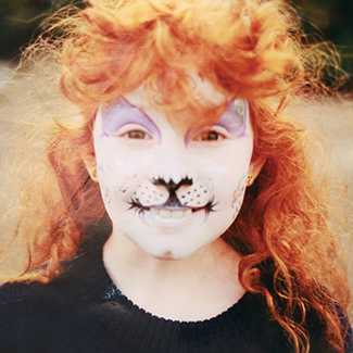 This girl is not 'lion' around when it comes to organising training sessions