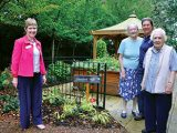 Braemar Lodge wins garden award for fourth year in a row