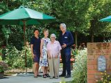 Braemar Lodge is first home to join National Garden Scheme