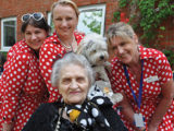 They're simply dotty about dogs at Newstone House