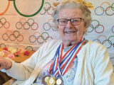 The Aldbury's residents enjoy Olympic-themed week of sports.